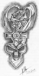 my tatoo design by MassieMan