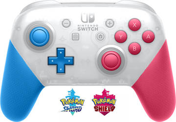 Sword and Shield Pro Controller Wish