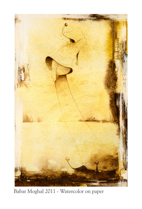 Amber by Zahiruddin