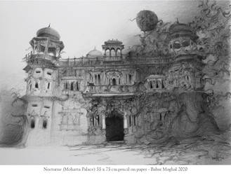 Nocturne Mohatta Palace