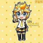 Vocaloid - Len Kagamine