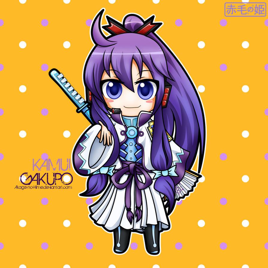 Vocaloid - Kamui Gakupo by Akage-no-Hime on DeviantArt: akage-no-hime.deviantart.com/art/Vocaloid-Kamui-Gakupo-275348430