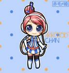 Vocaloid - Akikoroid-Chan