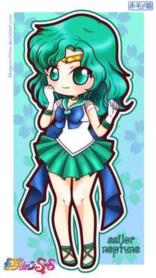 Sailor Moon Super S - Sailor Neptune