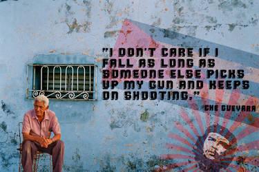 Che Guevara Quote by HamsterMalti