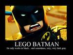 LEGO Batman motivational