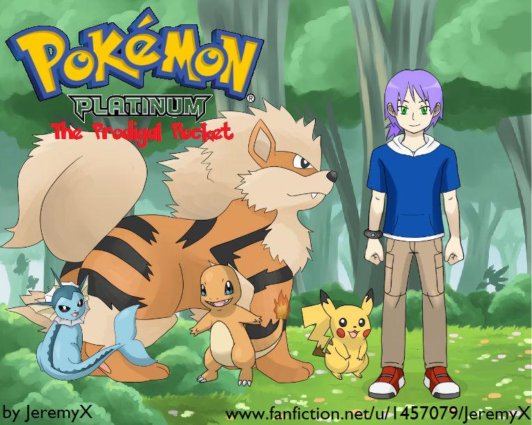Pokemon - The Prodigal Rocket
