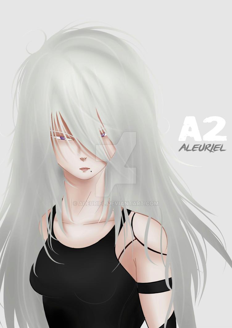 A2 Nier Automata by aleuriel ...