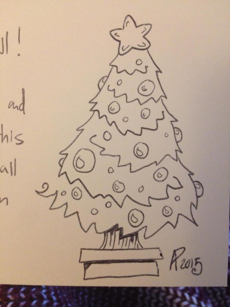 Christmas Tree by SirDNA109