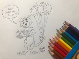 Andys Birthday 2020 (WIP)