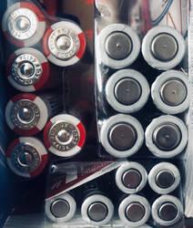 Battery Tetris