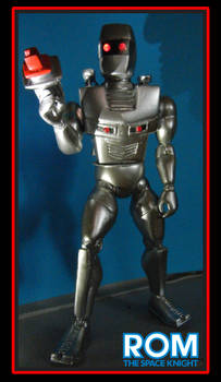 Custom MEGO ROM The Space Knight