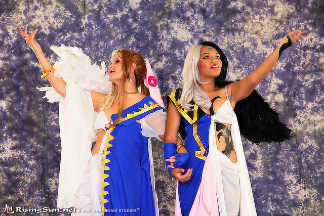 Belldandy HB and Urd WOE by VampiricMosaic
