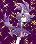 blaze the cat by blaze-loves-silver