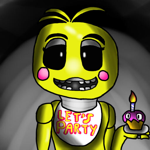 Toy Chica FNAF By Snivy8246 On DeviantArt