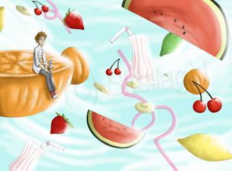 Tangerine Dream by Skellagirl