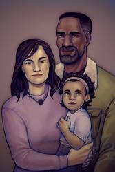 Vance Family Portrait