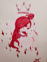 The Red Queen! by NighTyxNighTo