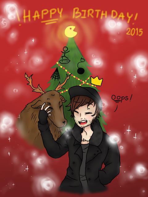 HBD! Louis 2015 by NighTyxNighTo