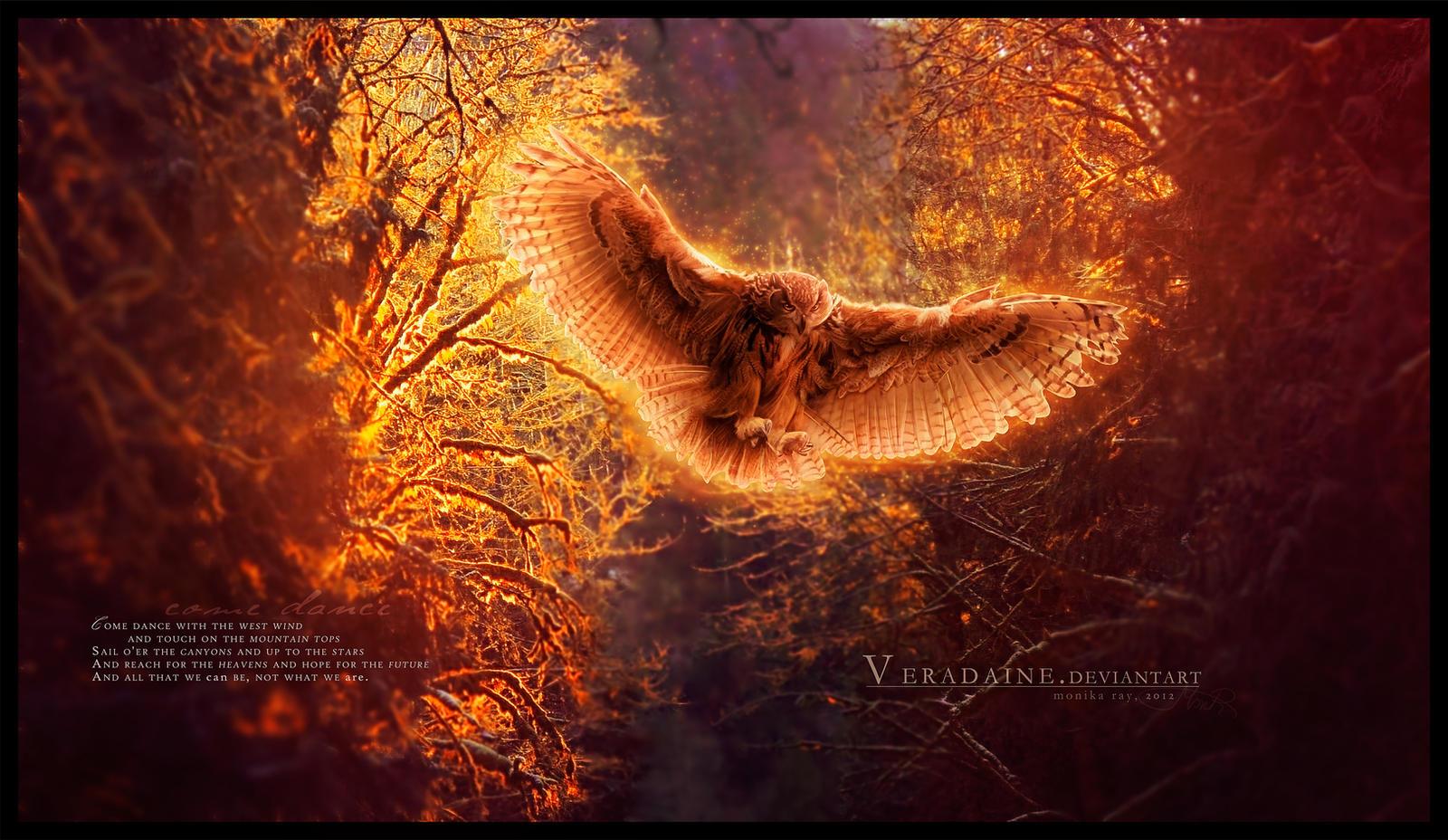 come dance.. by Veradaine