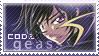 Code Geass - Lelouch Stamp by FireBomb9