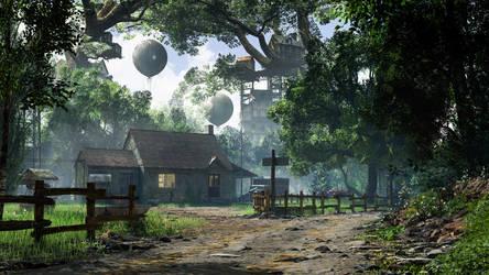 Gmod | Canopy Village