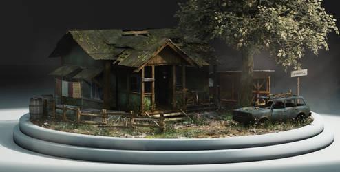 Gmod | Chernobyl House