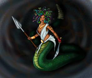 Creatury - Gorgon
