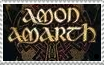 Amon Amarth Stamp by UnderBergetsRot
