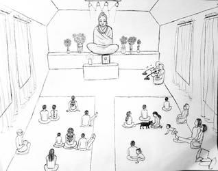 Ohio Buddhist vihara