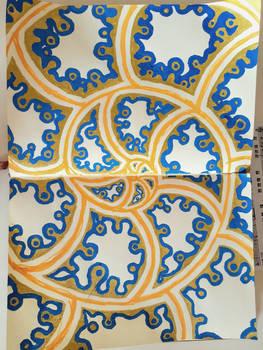 Spiral sacred geometry