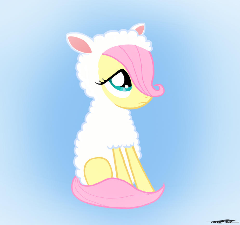 FlutterSheep by WillisNinety-Six