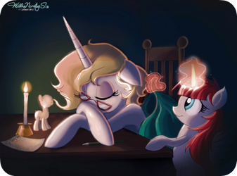 Good Night by WallisColours