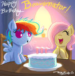 Happy Birthday Beavernator!