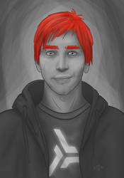 Shadowrun: Erwin Falk (Decker)
