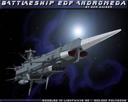 EDF Andromeda by xzarno