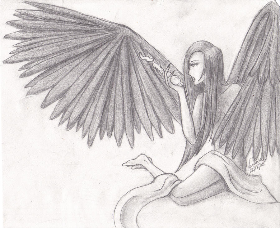 Angels drawings romeondinez angels drawings thecheapjerseys Gallery