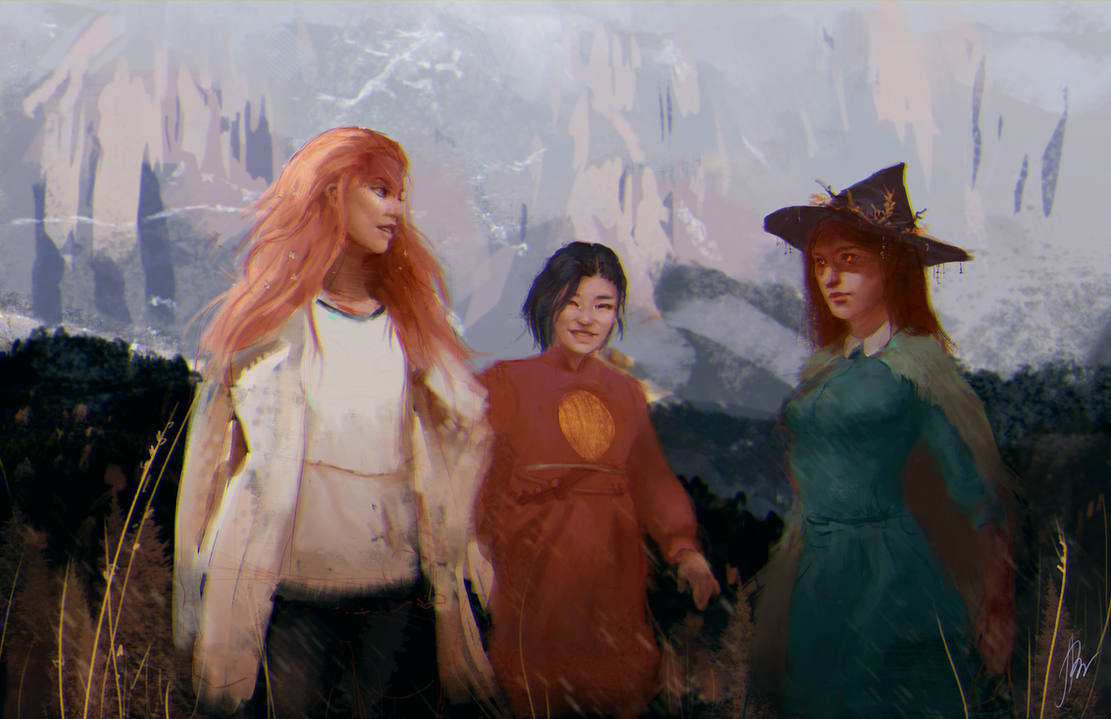 Meeting Halloween by Alis-Ayrton-Fox