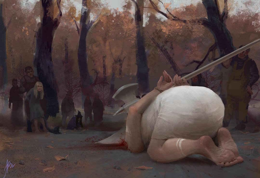 Execution by Alis-Ayrton-Fox