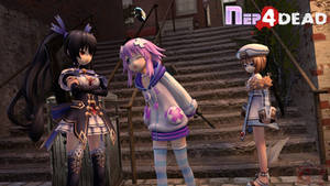 Nep 4 Dead - Company by GTDriver1230