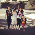 Leo,Adam,Zendaya and Davis