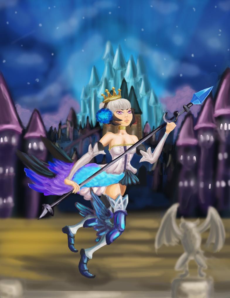 Gwendolyn by Angetron