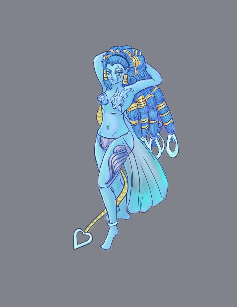 Shiva by Angetron