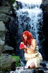 Ariel sail dress by Tarulein