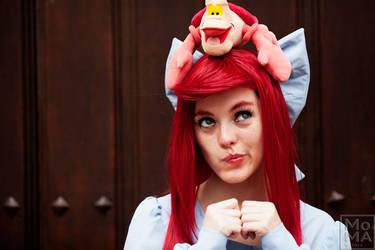 Ariel :) by Tarulein