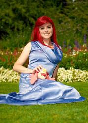 Ariel Sparkle Dress by Tarulein