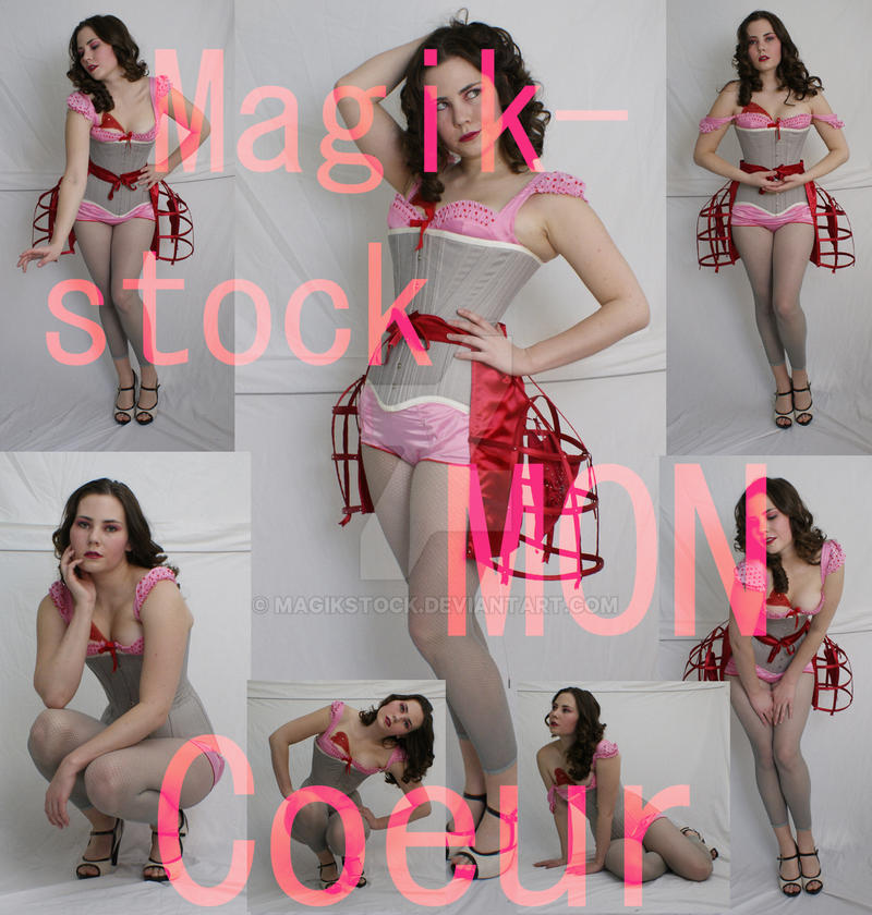 Mon coeur by magikstock