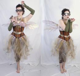 steampunk fairy 2