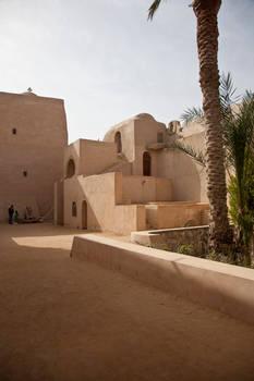 Coptic Monastery