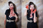 Zombie portrait 2